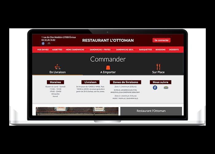 site-web-mockup